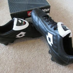 Lotto Youth Classe HG-R JR Soccer Cleat Shoes